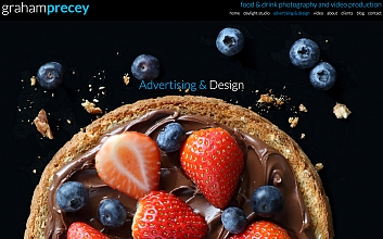 Click to find out more about Graham Precey - Food Photographer