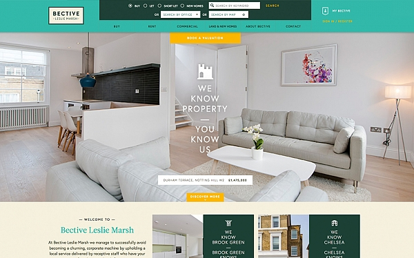 Click to find out more about the Bective Leslie Marsh website